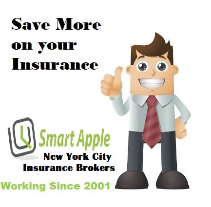 NYC Insurance Brokers Info-graphic